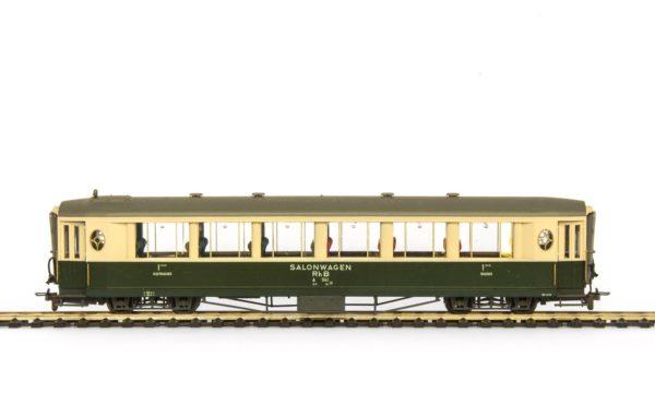 Bemo 3272 101 RhB 1st Class Salon Wagon