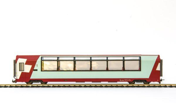 Bemo 3289 113 RhB Glacier Express 1st Class Passenger Car