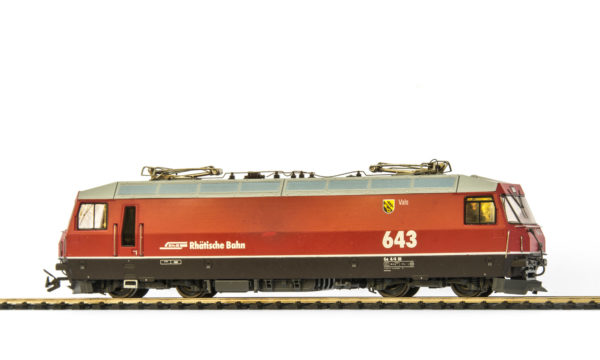 Bemo 7259 120 RhB Ge 4/4 III Electric Locomotive