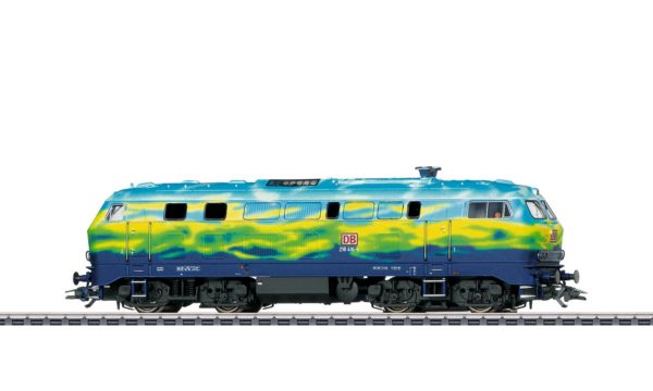 Märklin 39218 Class 218 Touristik Diesel Locomotive