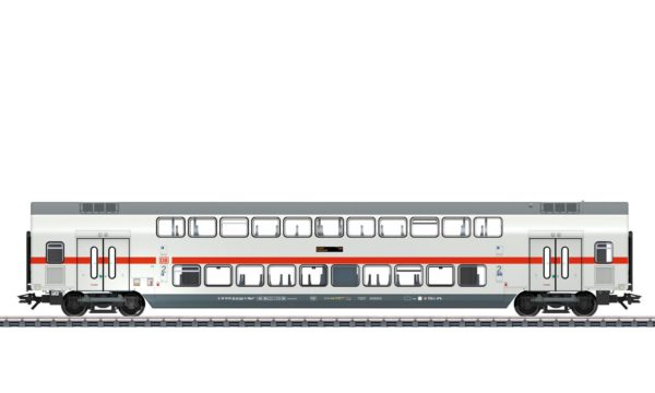 Märklin 43485 IC2 2nd Class Bi-Level Car