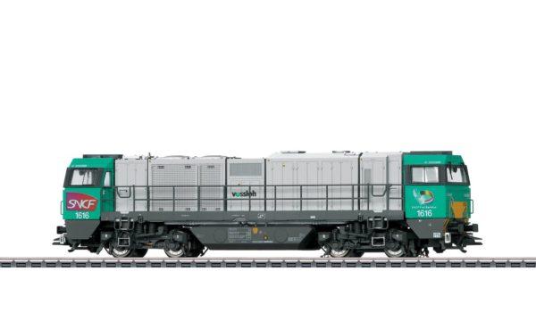 Märklin 37209 SNCF Class G 2000 BB Vossloh Diesel Locomotive