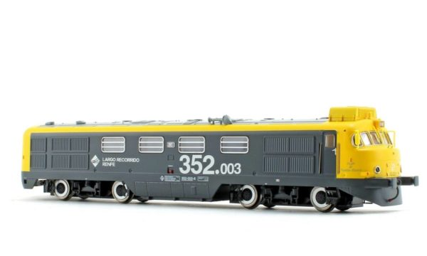 Electrotren E2323 RENFE Class 352 Diesel Locomotive