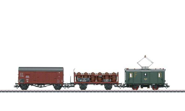 Märklin 26194 Class ET 194 Powered Freight Car Train Set