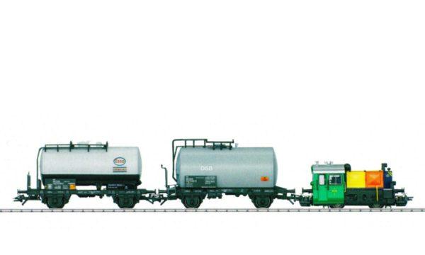 Märklin 26601 DSB Museumszug Freight Train Set