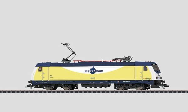 Märklin 36612 BR 146 Metronom Electric Locomotive