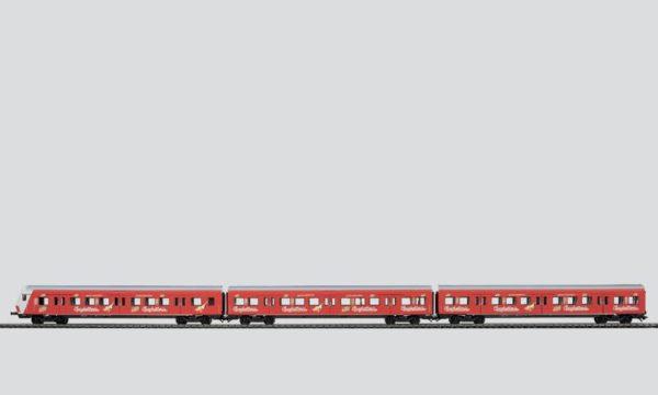 Märklin 43891 Knorr S-Bahn Passenger Car Set