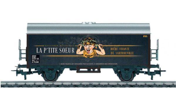 Märklin 4415.651 La P'tite Soeur Beer Wagon