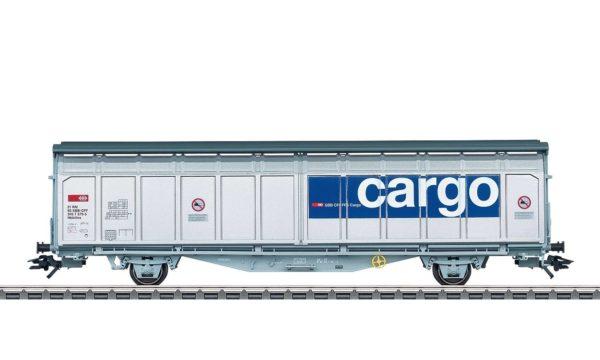 Märklin 48025 SBB Cargo Sliding Wall Boxcar