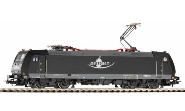 Piko 57835 BR 185 Metronom Black Electric Locomotive
