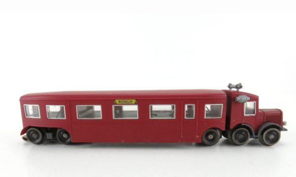 Märklin 3624 Micheline Railcar for EST