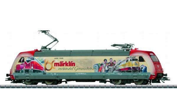 Märklin 39378 Class 101 Märklin 160th Anniversary Electric Locomotive