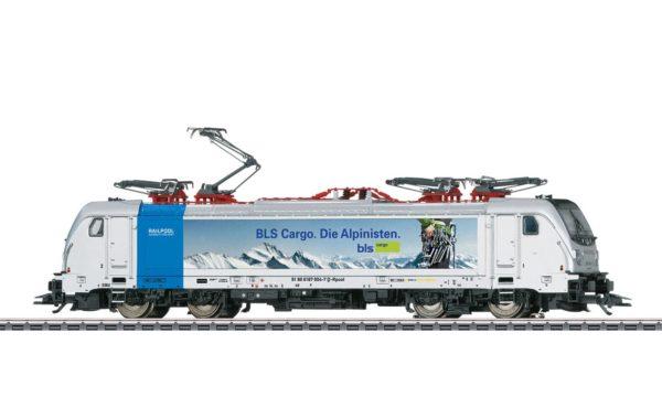 Märklin 36631 BLS Class 187.0 Electric Locomotive