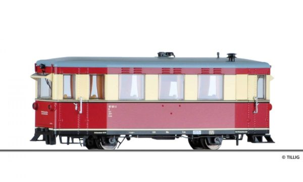 Tillig 02942 HSB Class T1 Diesel Railcar