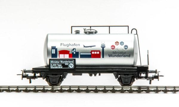 Märklin 94452 5,000 Days Miniatur Wunderland Airport Tank Wagon