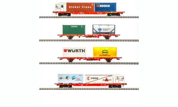Märklin 37091 Cargo Sprinter Freight Train