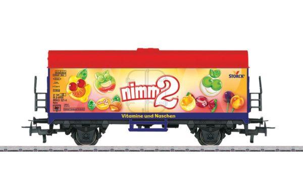 Märklin 44215 Nimm 2 Refrigerator Car