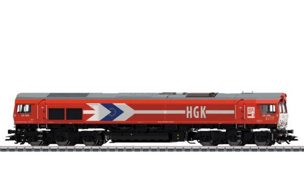 Märklin 39060 HGK Class 66 Diesel Locomotive