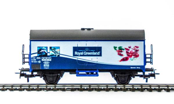 Märklin 4415.518 DSB Royal Greenland Refrigerated Wagon
