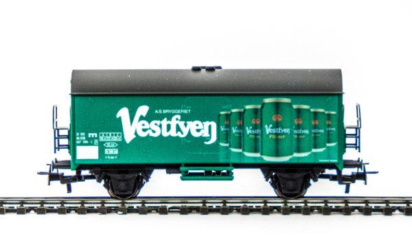 Märklin 4415.675 DSB Vestfyen Refrigerated Beer Wagon