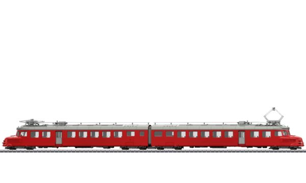 Märklin 39260 SBB Churchill Red Arrow Railcar