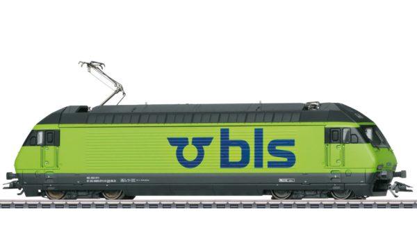 Märklin 39462 BLS Class 465 Electric Locomotive