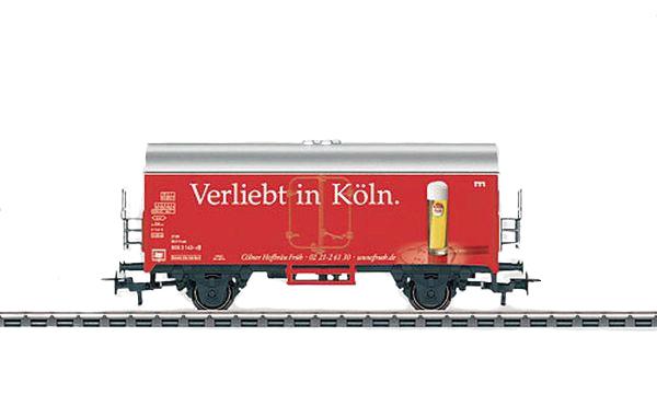 Märklin 44204 Verliebt in Köln Beer Car
