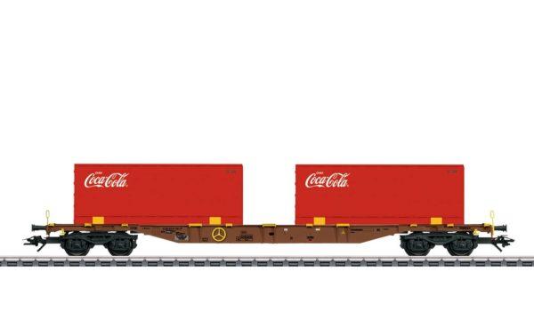 Märklin 47434 Coca Cola Container Transport Car