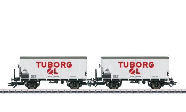 Märklin 48778 Tuborg Beer Car Set