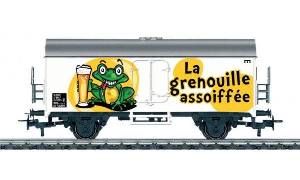 Märklin 4415.697 La Grenouille Assoiffée Beer Wagon