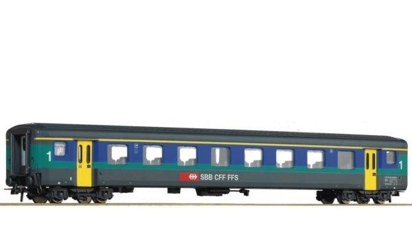 Roco 74565 SBB Papagei 1st Class Passenger Car