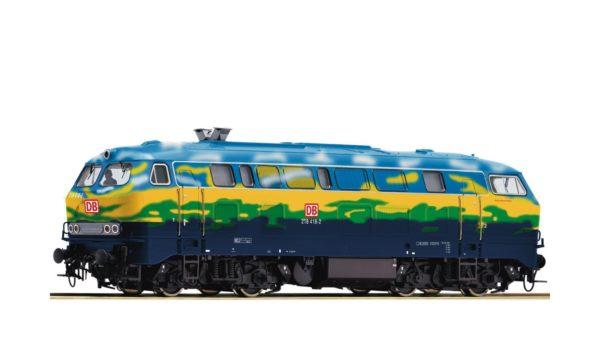 Roco 78758 BR218 DB Touristik Diesel Locomotive