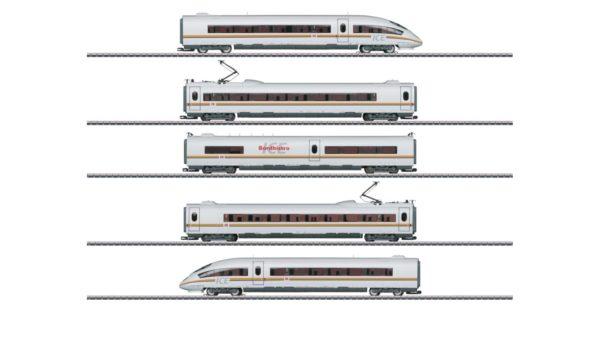 Märklin 37784 Rainbow DB ICE 3 Railcar Set
